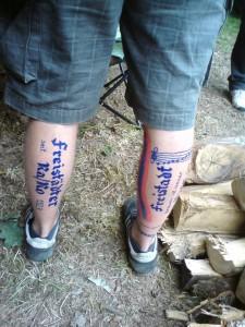 raro tattoo